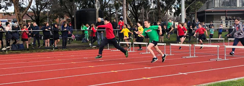 athletics wales st primary thornbury
