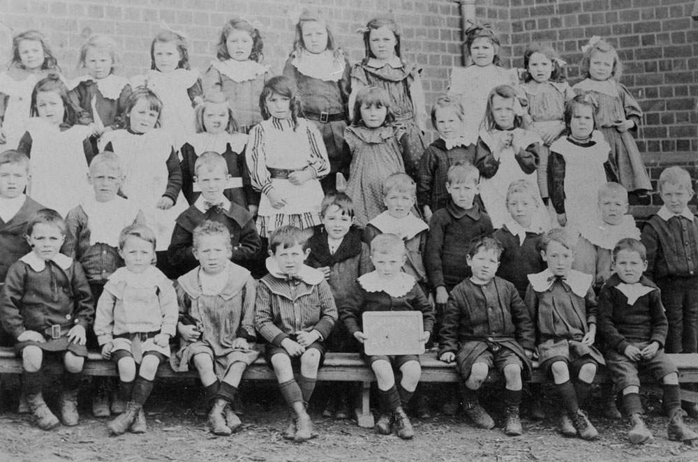 Grade A 1907