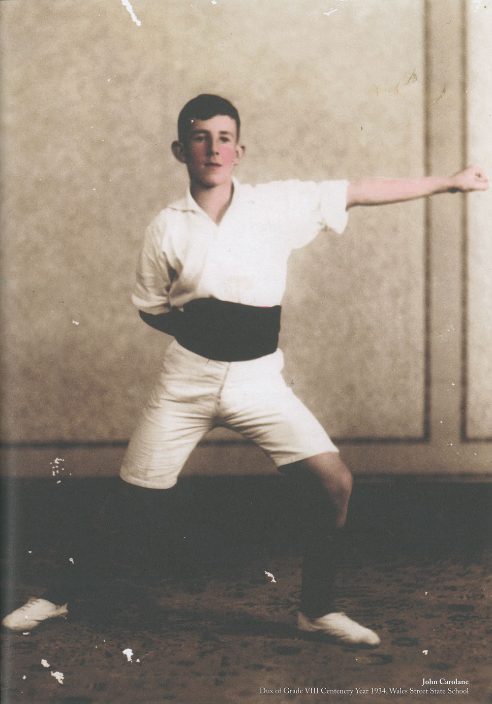 John Carolane DUX Grade V111 1934