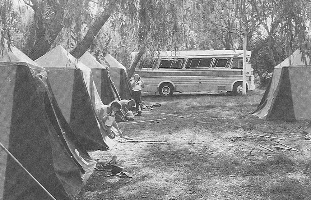 Inverloch camp 1991