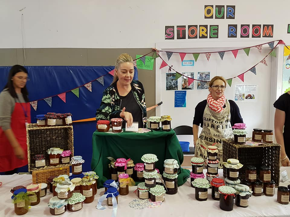 school fete jams and preserves
